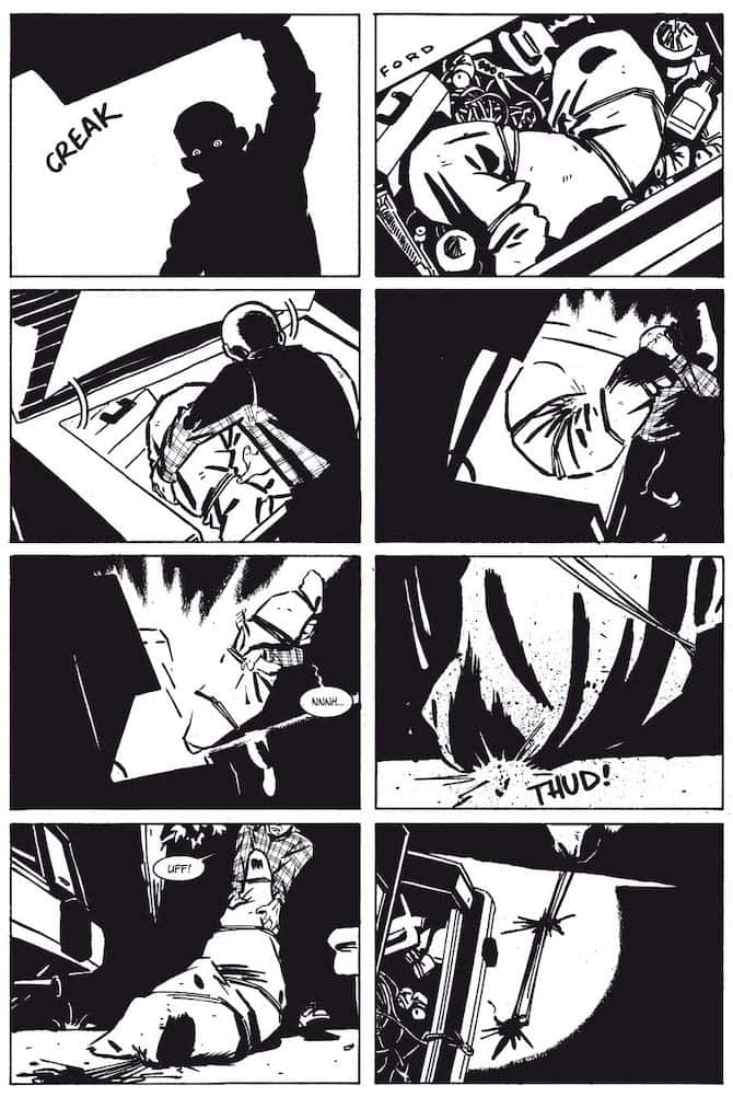 stray bullets david lapham fumetto editoriale cosmo