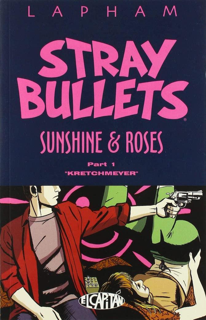 stray bullets sunshine roses