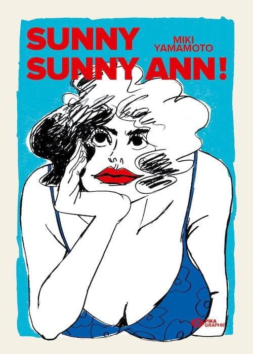 sunny sunny ann nuovi manga coconino