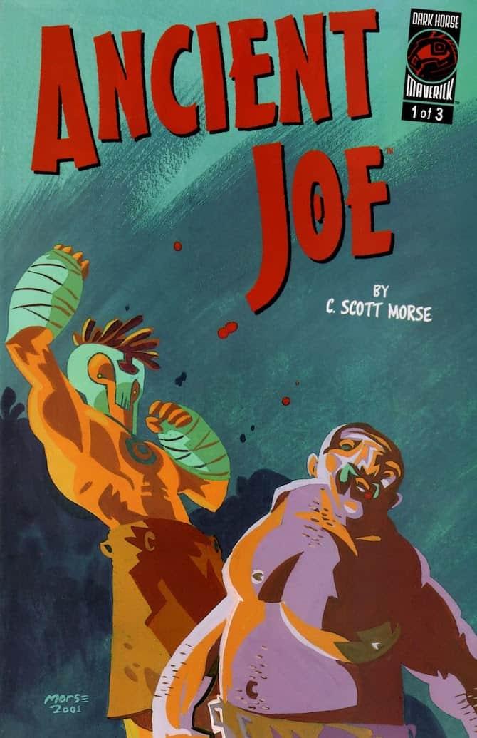 ancient joe scott morse
