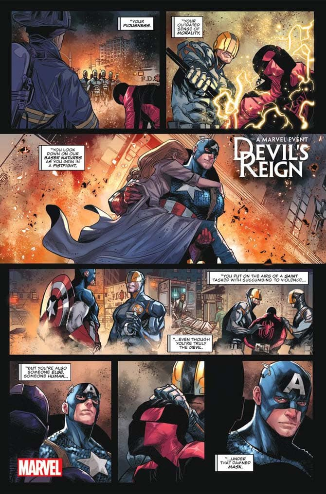 devils reign marvel comics daredevil