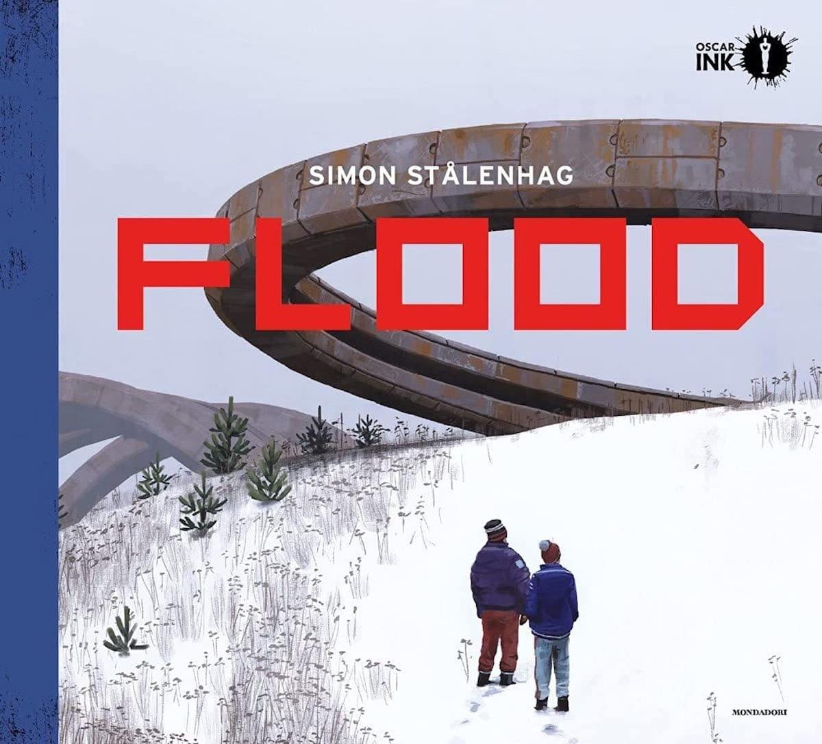 flood simon stalenhag mondadori