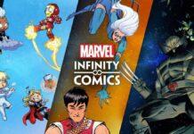 marvel infinity comics