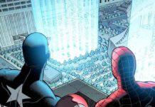 the four fives marvel comics