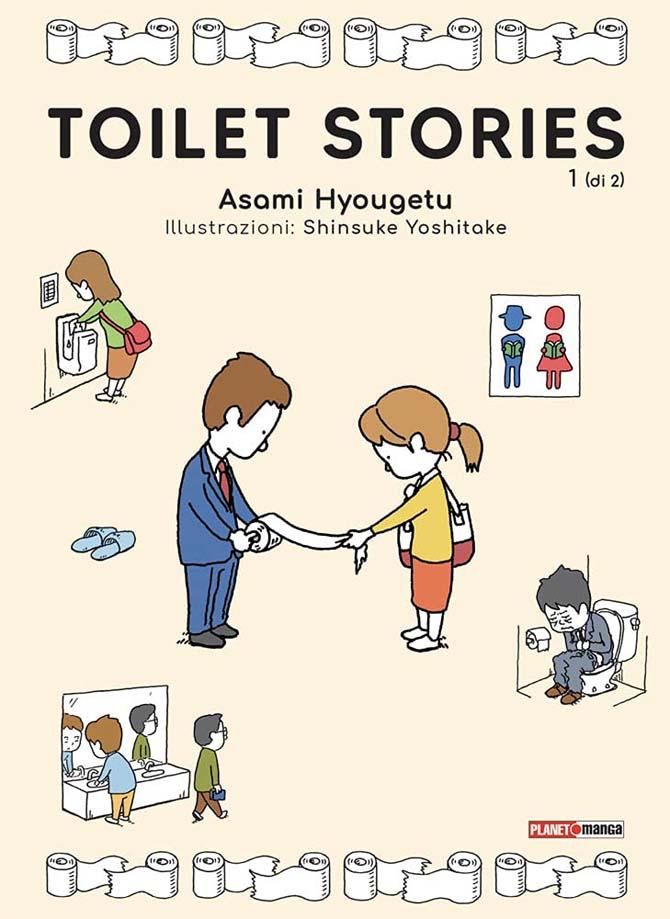radar fumetti settimana toilet stories
