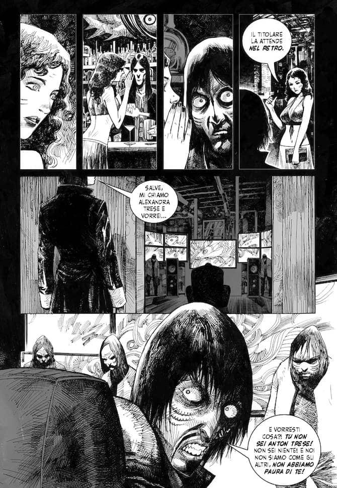 trese star comics fumetto