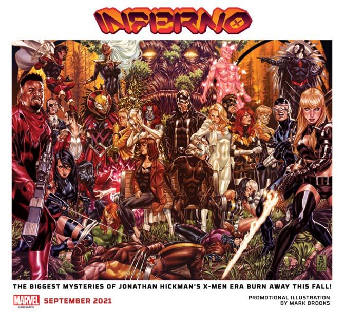 x-men inferno hickman marvel comics