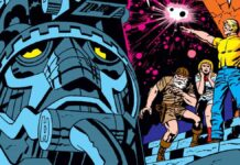 eterni 1 1976 jack kirby marvel comics