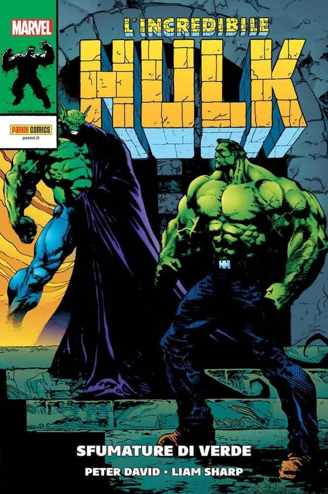 hulk peter david 7 panini marvel fumetti settimana