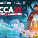 lucca comics games 2021 logo