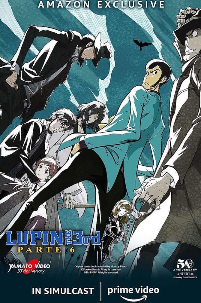 lupin III parte 6 amazon