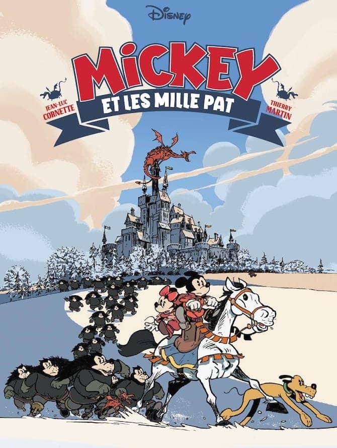 mickey mille pat